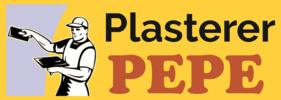 Plasterer Pepe Logo